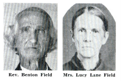 Benton Field and Lucy Lane